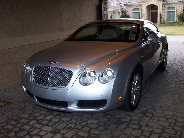 2005 BENTLEY CONTINENTAL GT ---click for additional photos